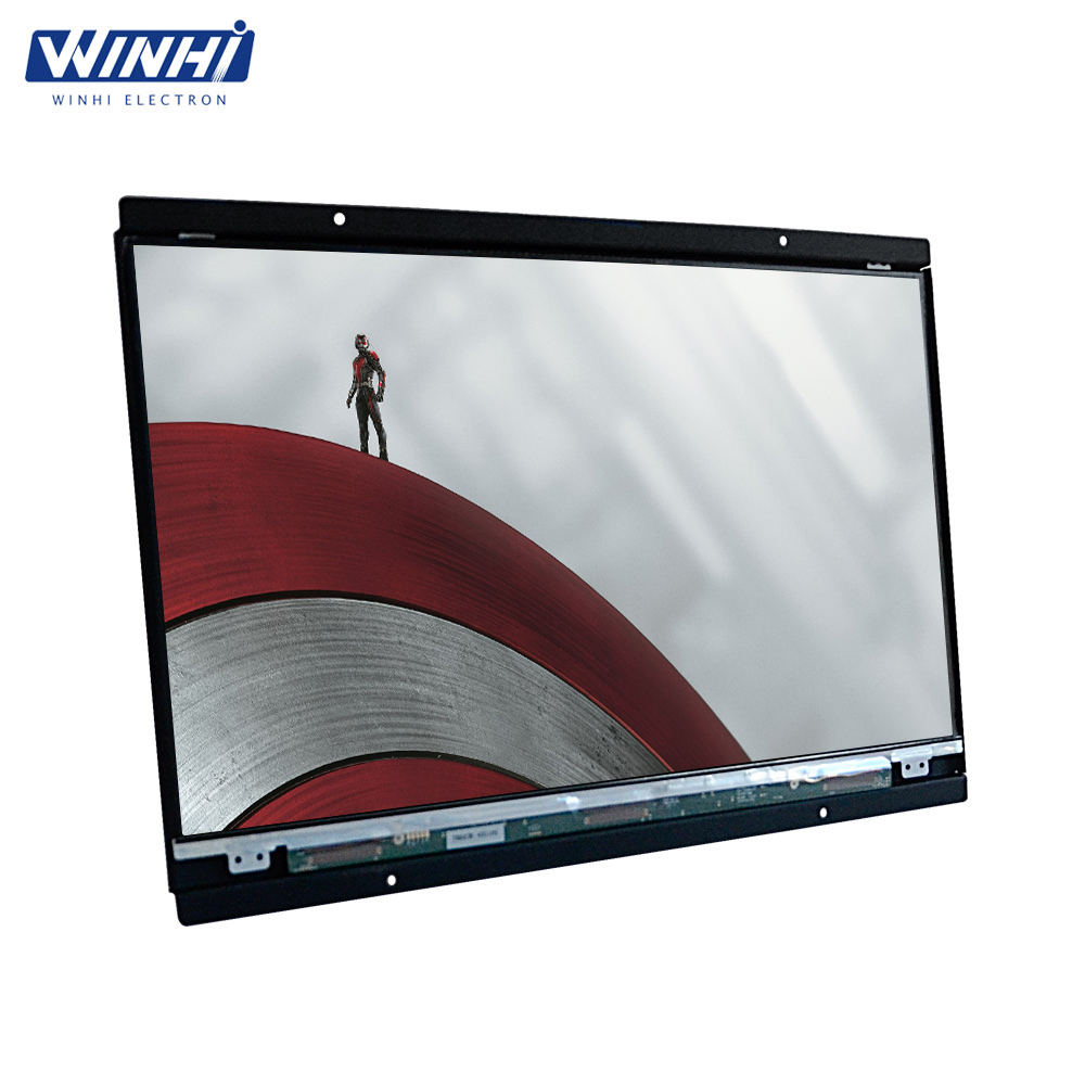 14inch LCD Monitor with HD+VGA+DVI IPS panel monitor screen computer led monitor