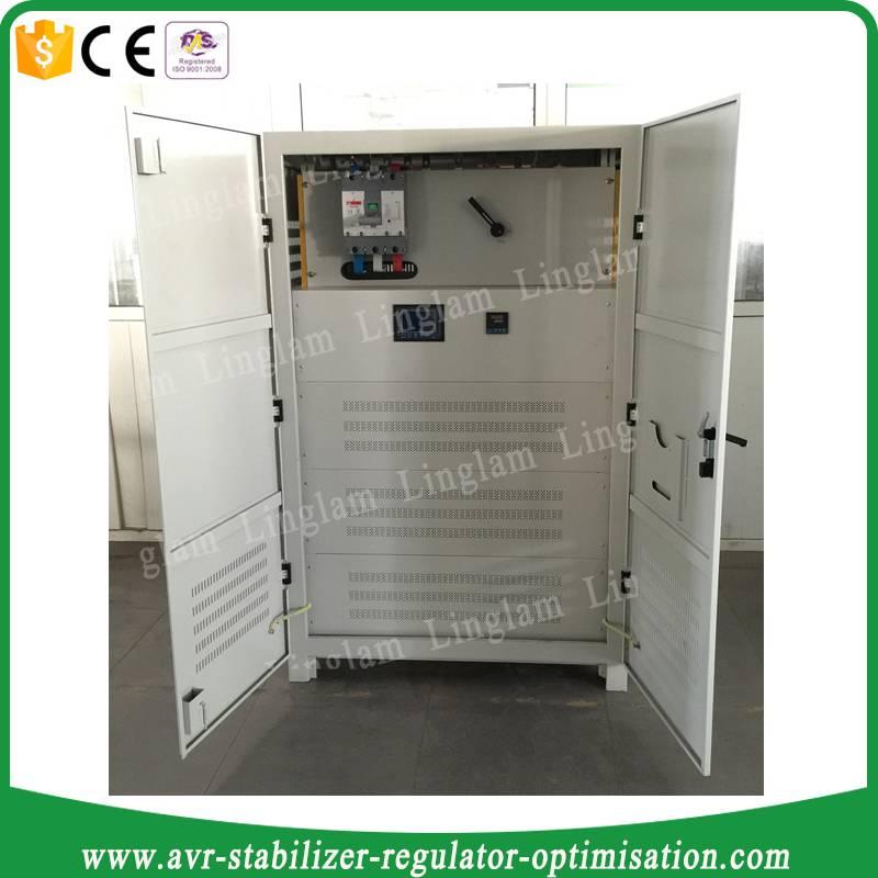 voltage stabilizer of 400kva