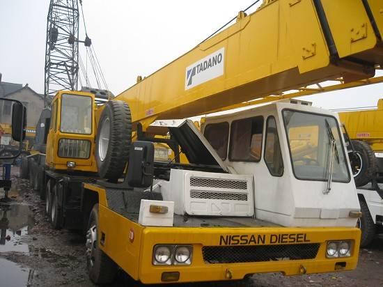 Used Truck Crane TADANO 25TON TL-250E