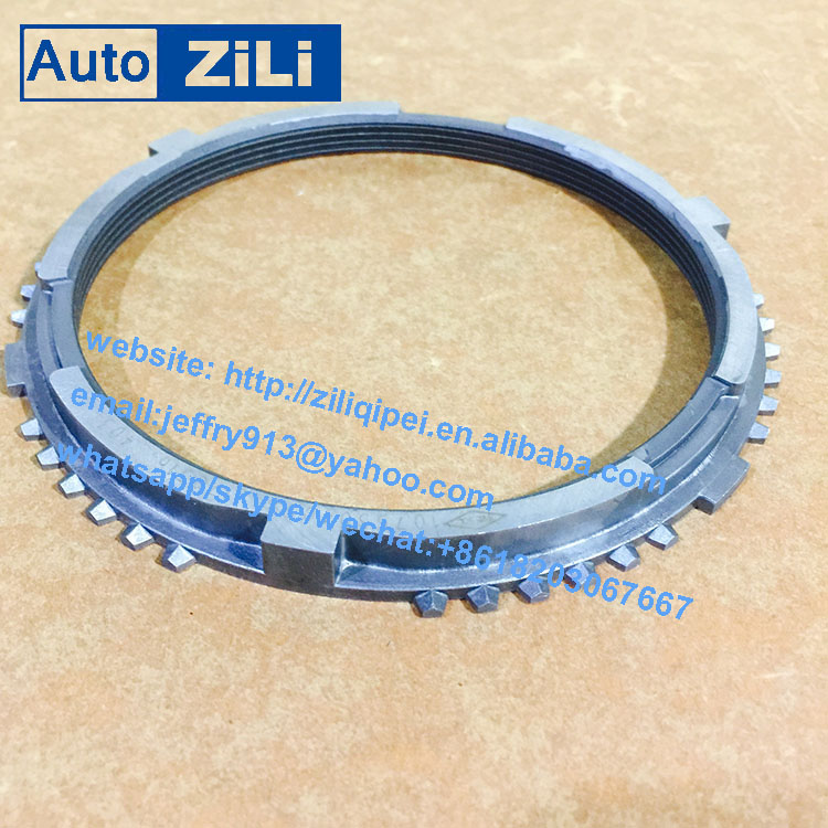 High quality heavy duty truck QJ705 gearbox synchronizer ring 1075304052 for Sinotruk and Howo