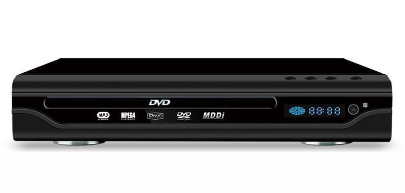 home DVD player