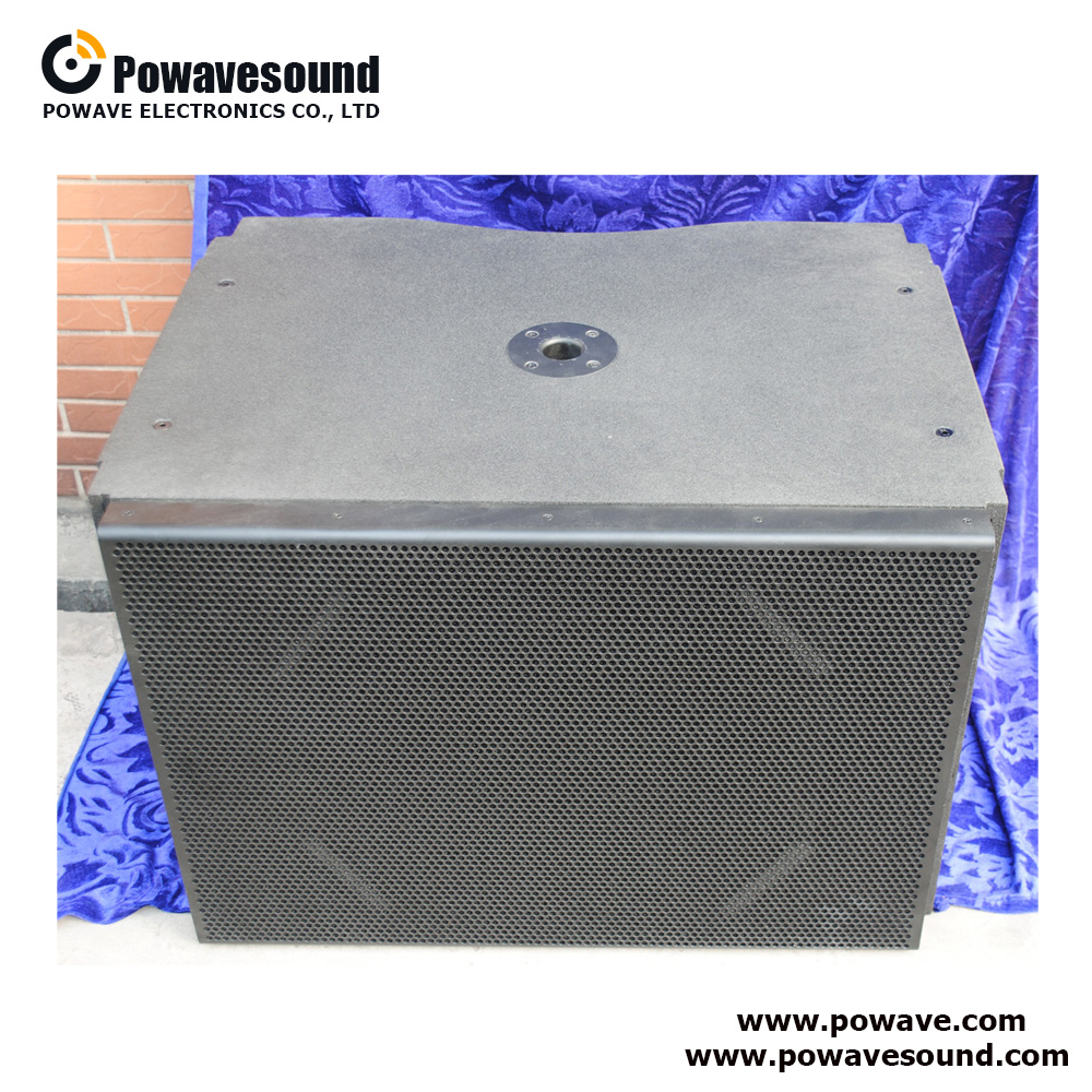 AS-118S Powavesound line array system 18 inch line array subwoofer
