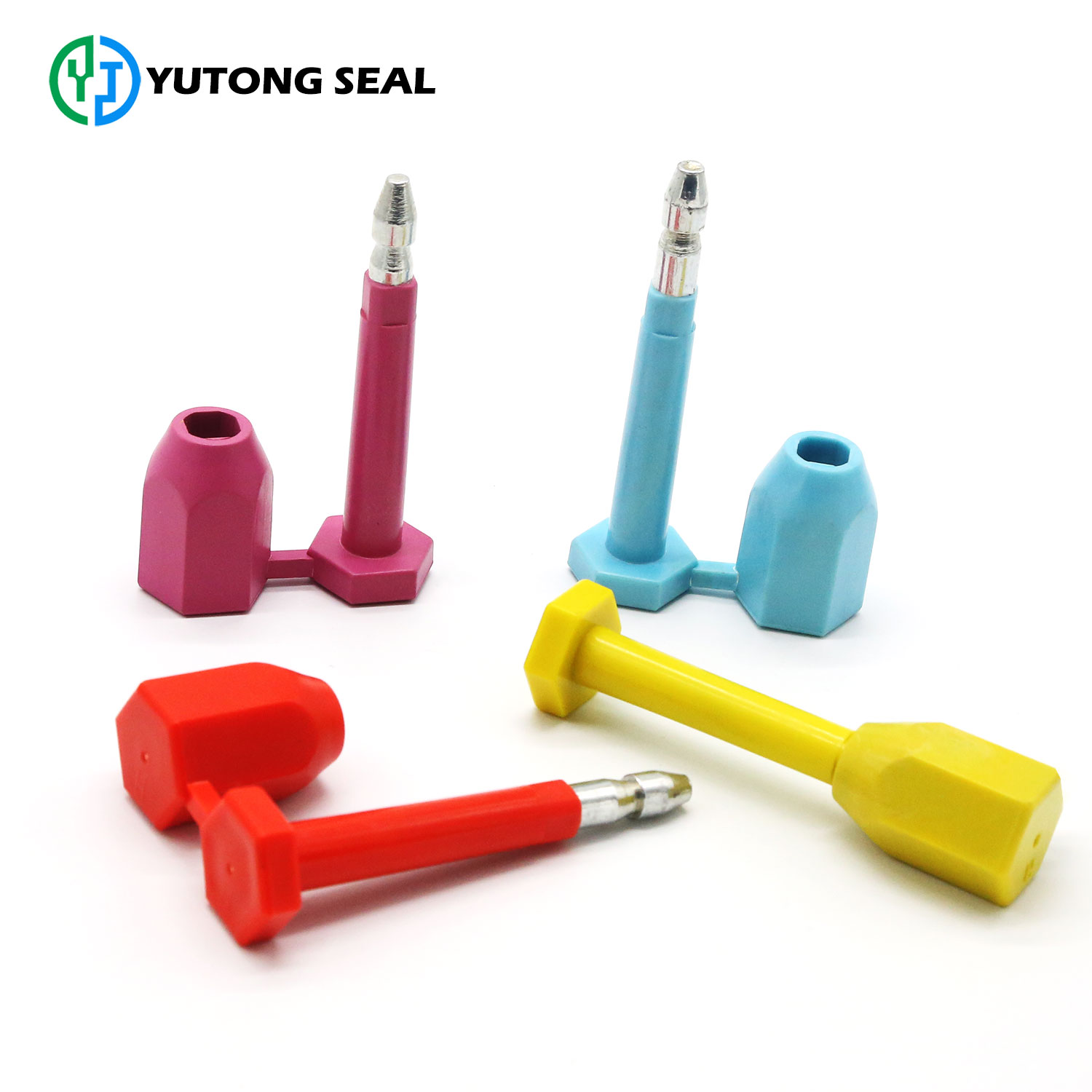 Customs security container seals with low price heavy duty bolt seal