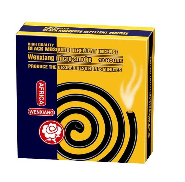 Black Mosquito Repellent Coil for Africa