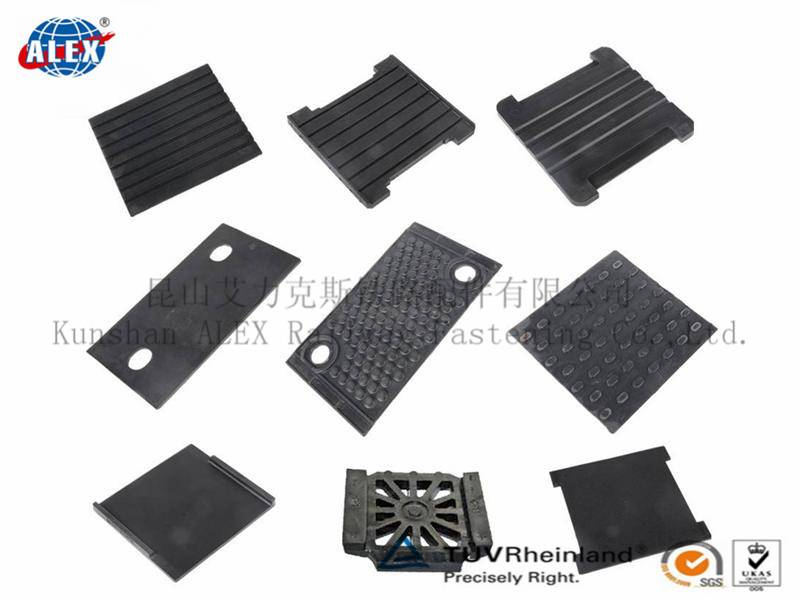 Rail Rubber Pads for Skl Type Rail Fastening System