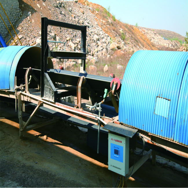 conveyance lager equipment Hot selling custom conveyor belt metal detector