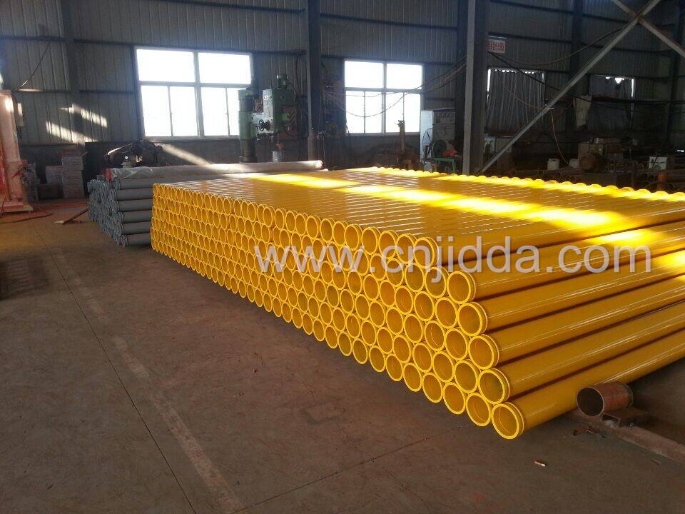 DN125*3000MM ST52 Concrete pump Truck Boom pipe