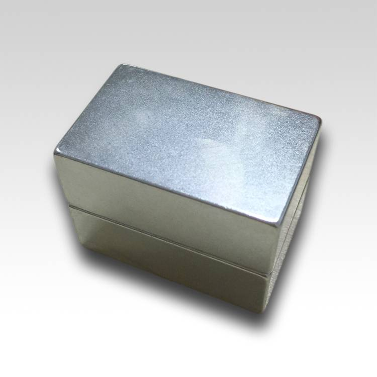 Powerful Neodymium Plate / Rectangle Shaped NdFeB Magnets