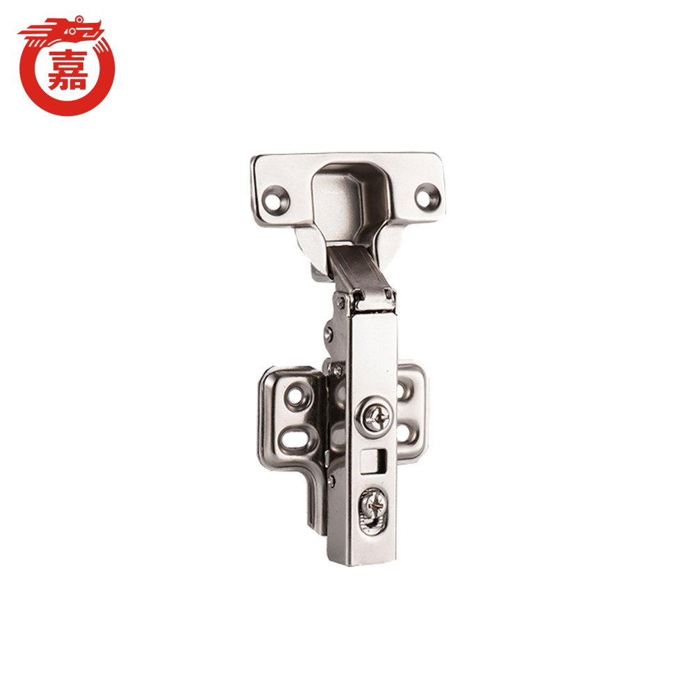 Hydraulic soft close furniture cabinet conceal hinge