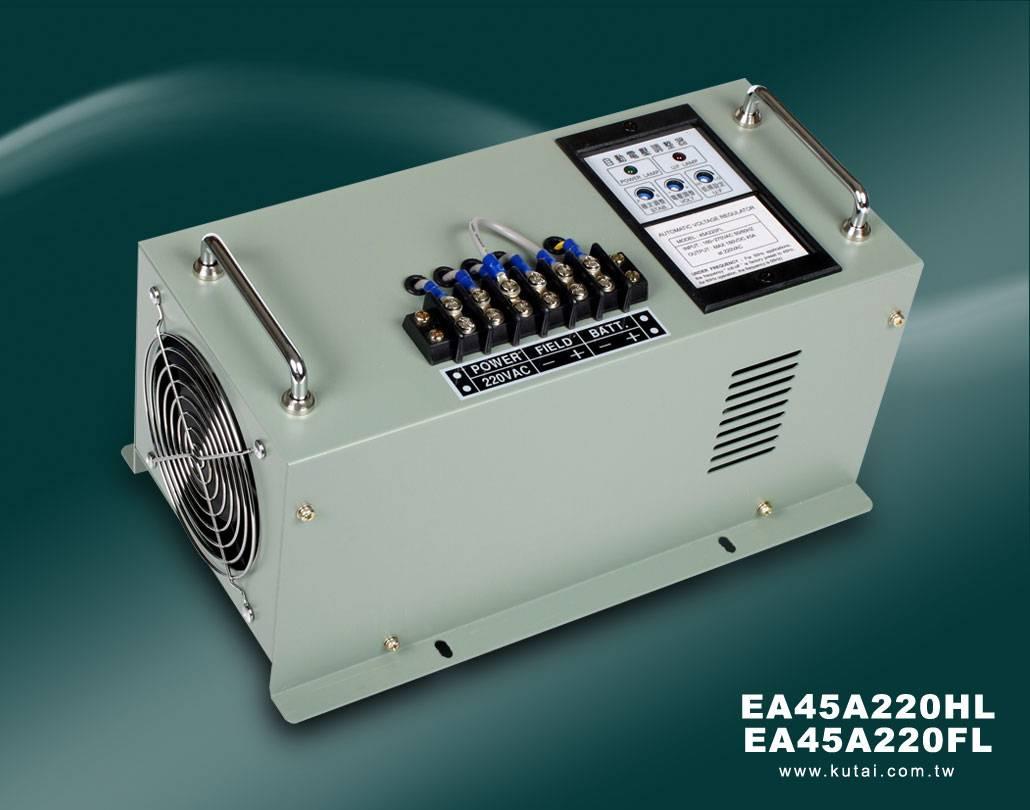 EA45A220HL (Half Wave) EA45A220FL (Full Wave) Carbon Brush Gensets AVR 45Amp