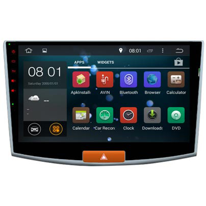 10.2 inch Android car dvd for VW Magotan