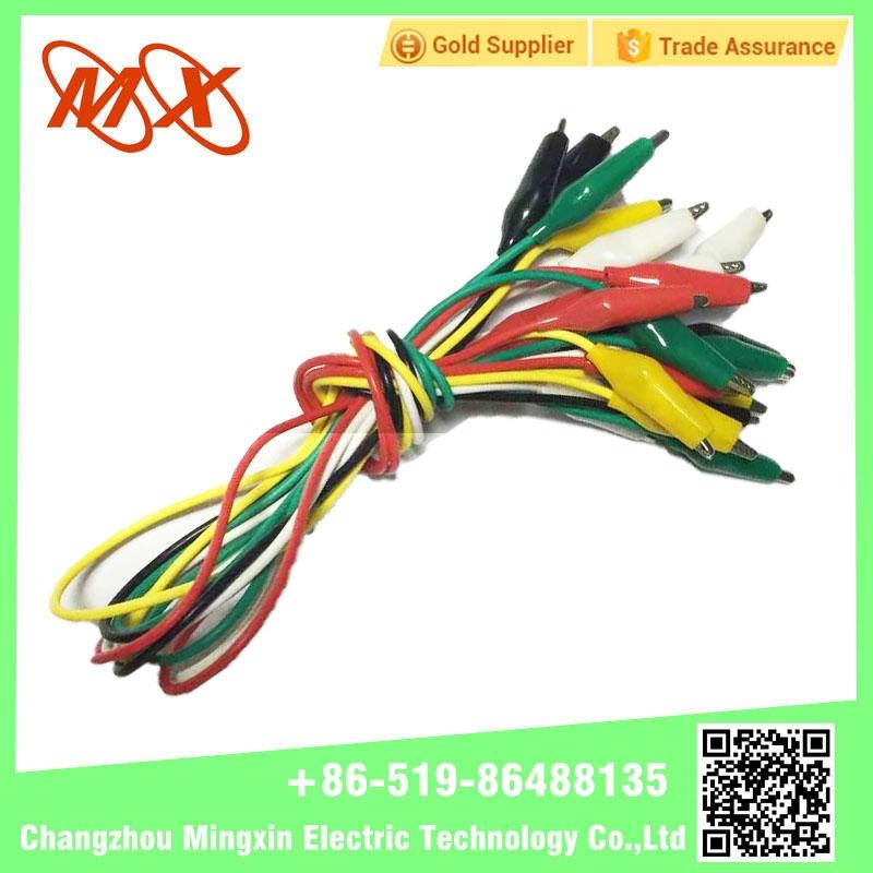 Alligator Clip with ten lead wire