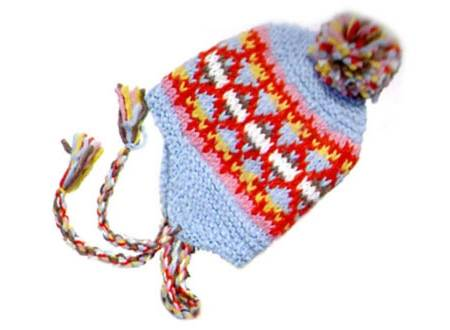 fashion knitted hat