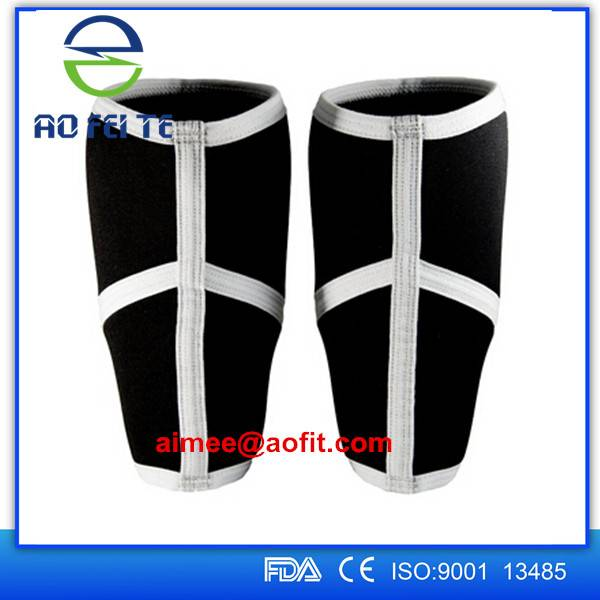 Heavy duty weight lifting 7 mm Knee Sleeves / weight lifting knee sleeves / Neoprene knee sleeve