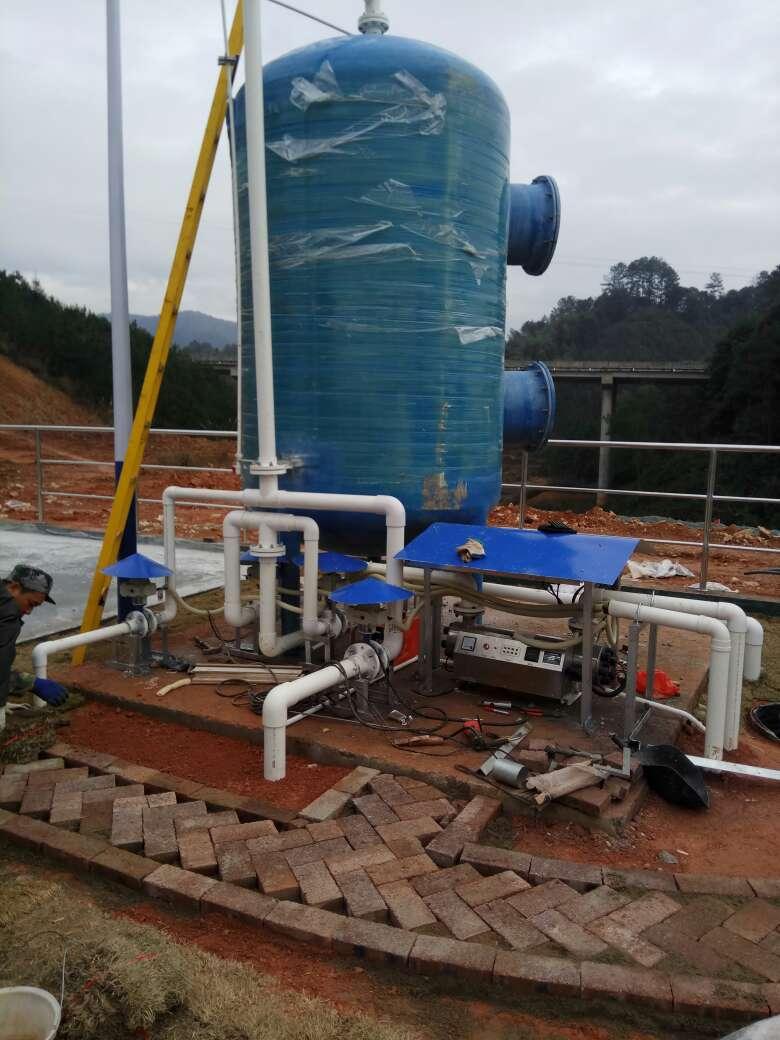 Compact Portable dissolved air flotation Sewage treatment Plant/Waste Water Treatment Plant