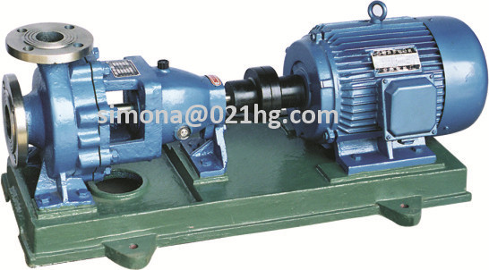 Crude Oil Pump for Oil Tankers