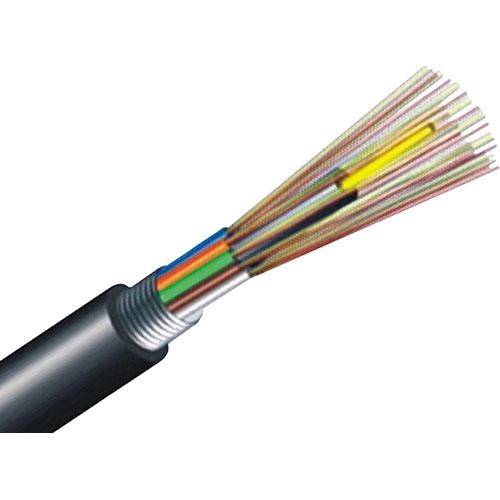 Stranded loose tube non-metallic strength member non-armored cable GYFTA 2-288 cores fxxl05
