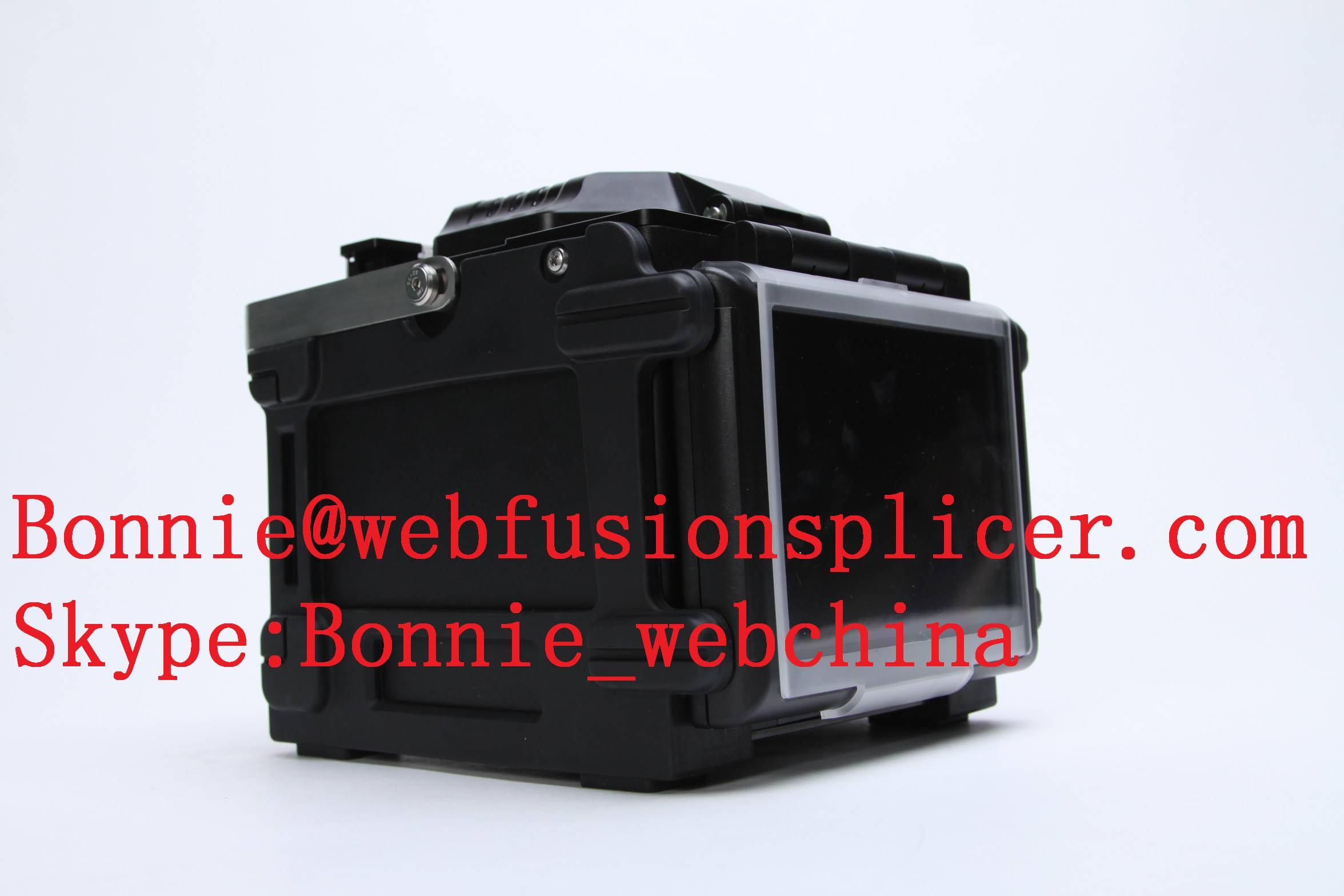 AUTOMATIC INTELLIGENT OPTICAL FIBER FUSION SPLICER