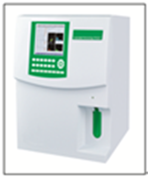 Auto diff hematology analyzer