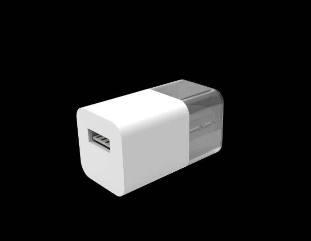 NEW GENAI smart 7 5V 3.1A Dual USB wall Charger Wall Travel Fast Charger US Plug Mobile Phone Smart