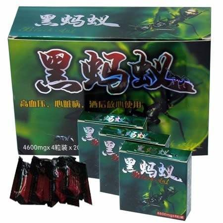 Sex Products for man Black Ant
