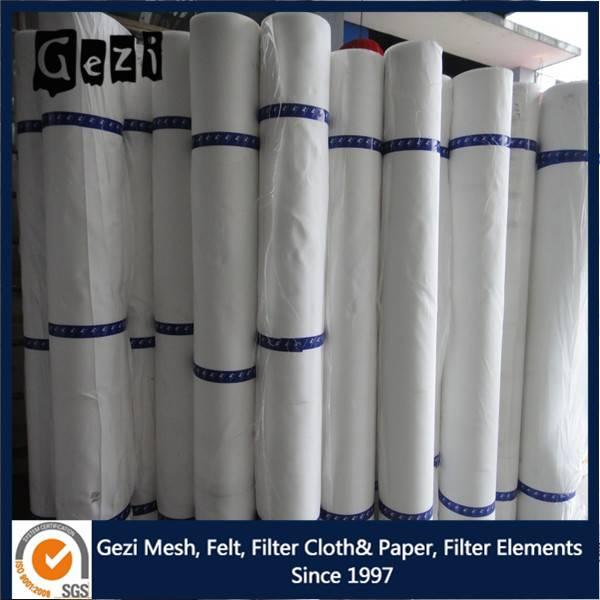 Gezi Nylon filtration cloth monofilament fiber with plain weave