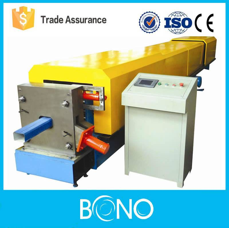 Top quality Sqaure Steel Downspout Forming Machine