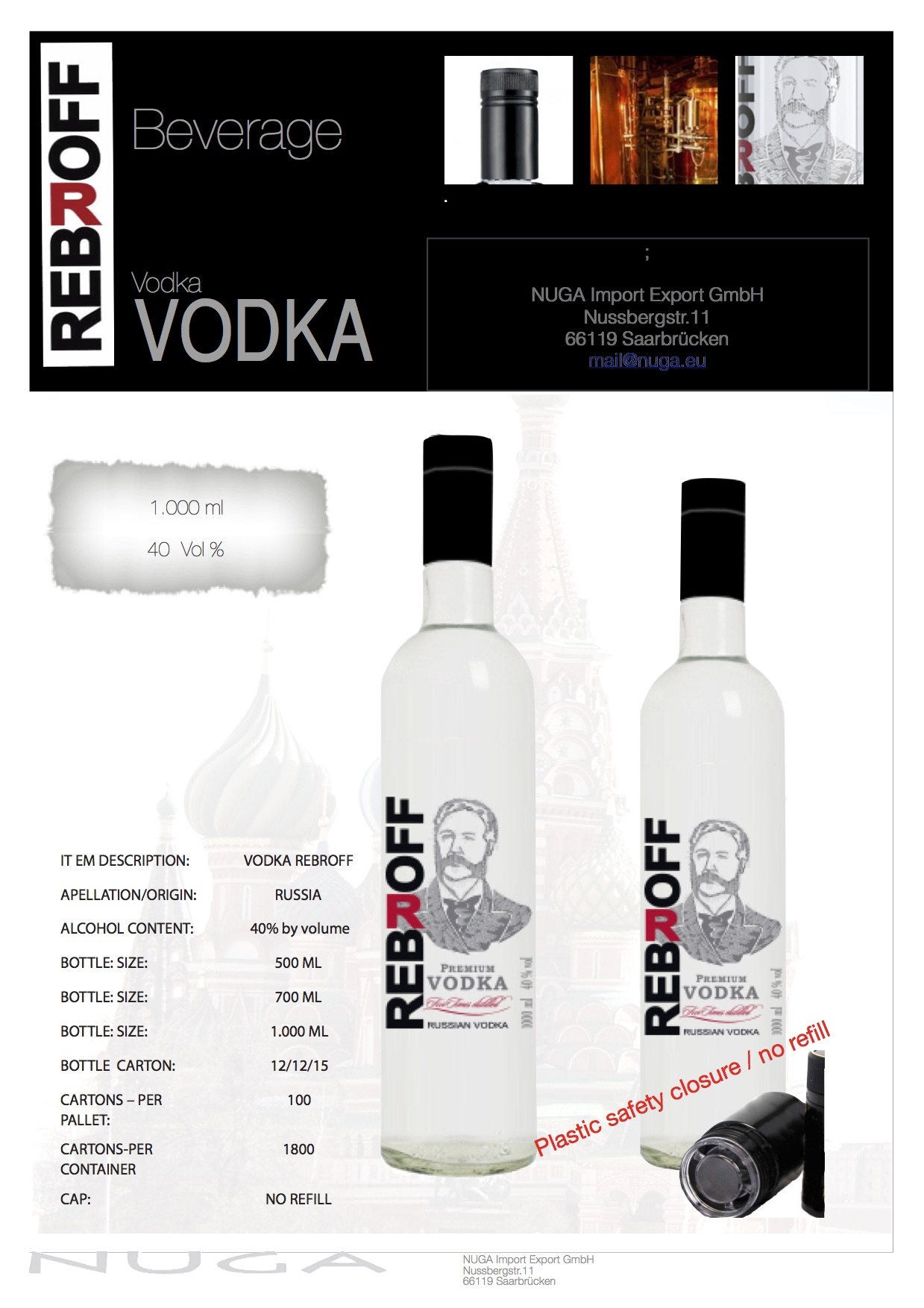 Vodka Rebroff