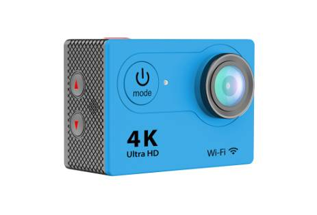 4K Underwater Sports Cameras,Wi-Fi,HDMI,2.0-inch Display,170-degree Viewing Angle,1080P 60fps Video