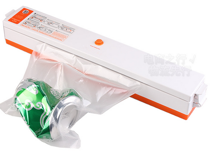Automatic home vacuum sealer for food