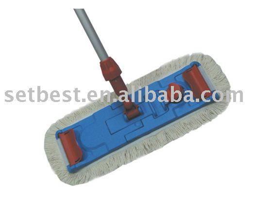 Plastic Flat Dust Mop  Flat Mop