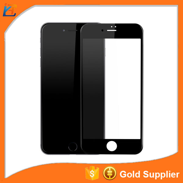3d full cover tempered glass screen protector for iphone