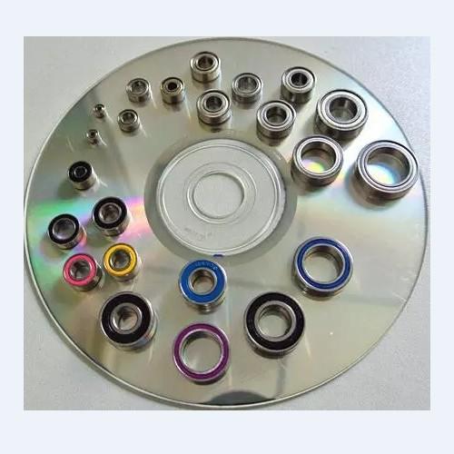miniature ball bearings / chrome steel bearing / stainless steel bearing / ceramic bearing for whole