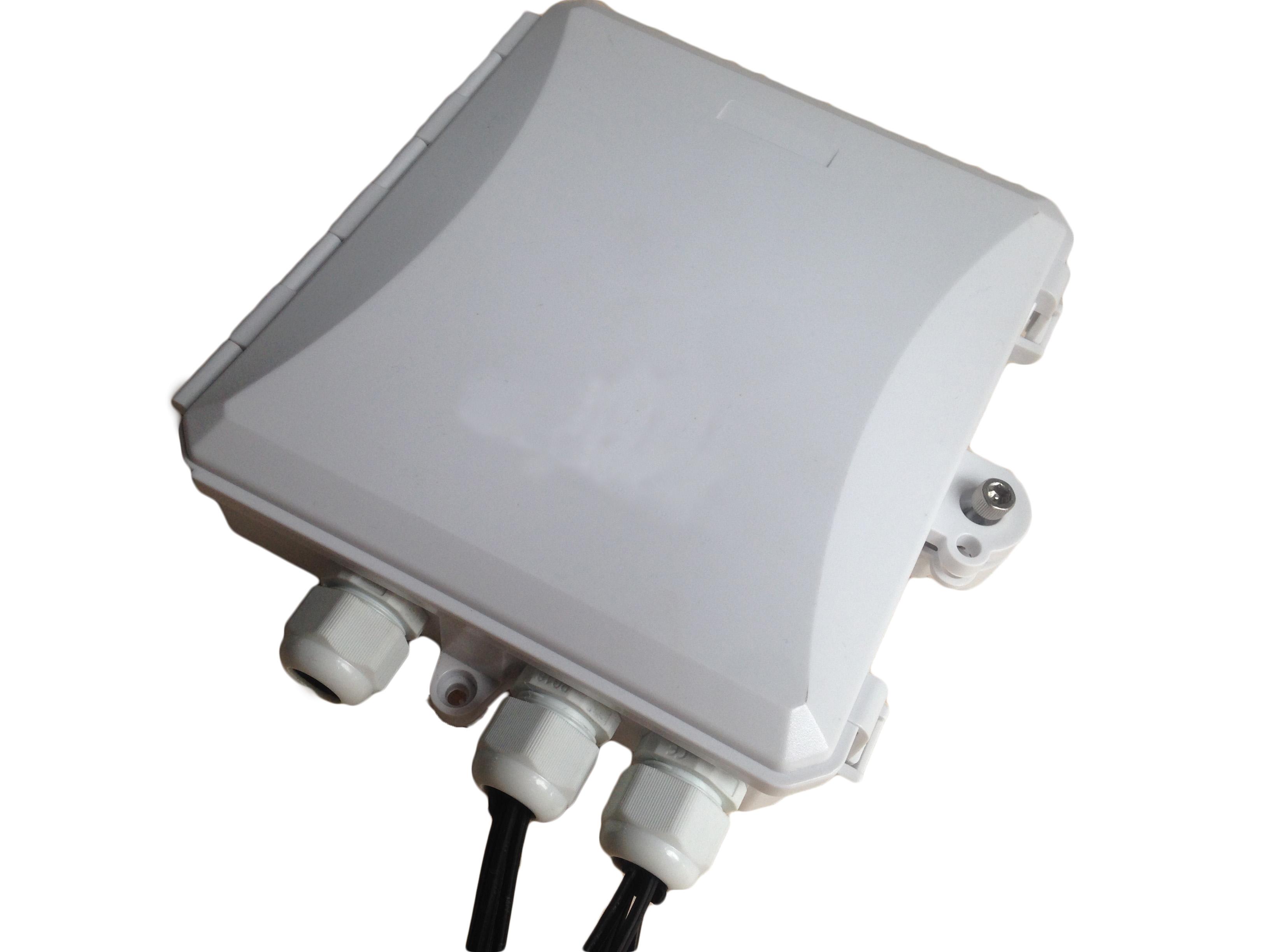 8 cores fiber terminal box, fiber distribution box