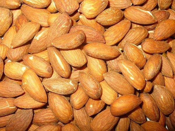 Almond Nuts Available