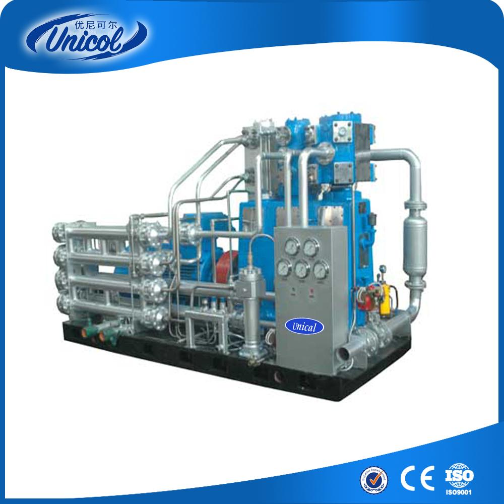 Special Customize UNICAL High pressur compound compressor
