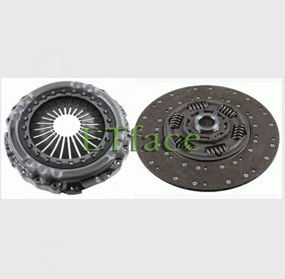 ETface Clutch Kits Clutch Assy 3400 700 359 For European Truck