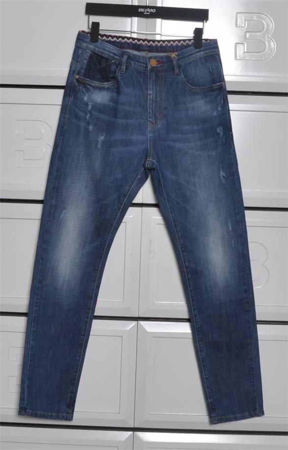 2016 BENBO Hot Sales Fashion Straight Leg Jeans Men Jeans