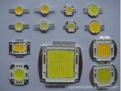 High Power Integrated LED Chip - 10W to 100W - 10W / 20W / 30W / 40W / 50W / 80W / 100W / 200W