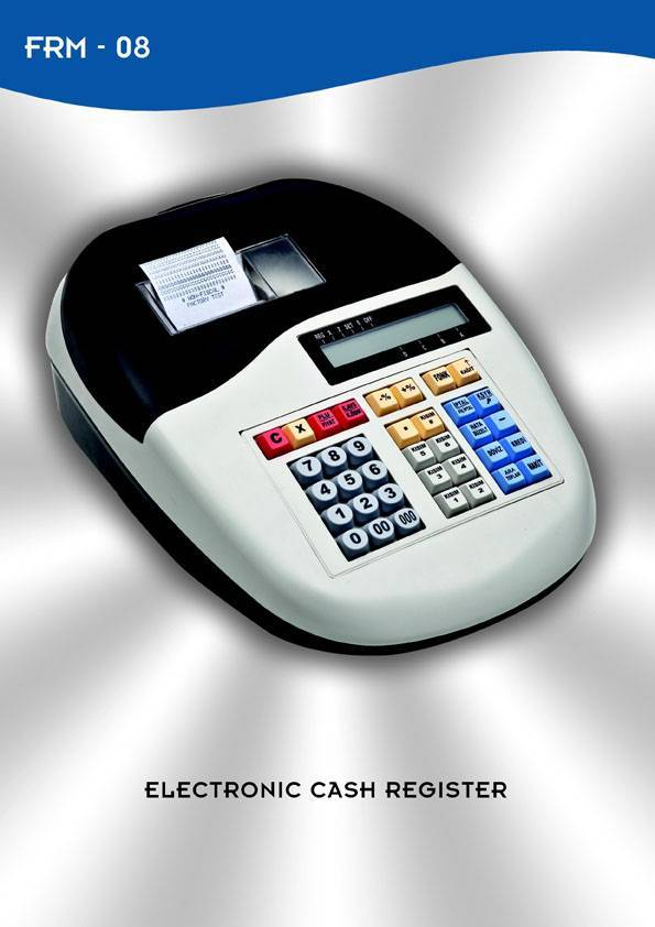 Fiscal Cash Register FRM08 / ELLIPSE
