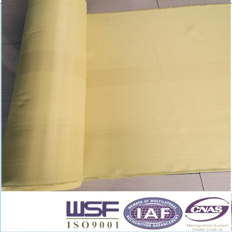 Chinese hot selling kevlar fabric cloth kevlar fabric for firefighter suit