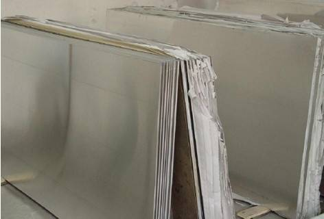 Mirror Finished Stainless Steel Sheet