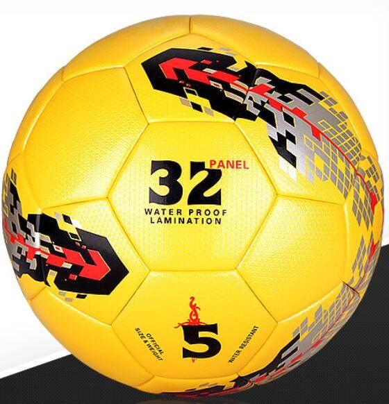 Professional manufacture pu soccer bal