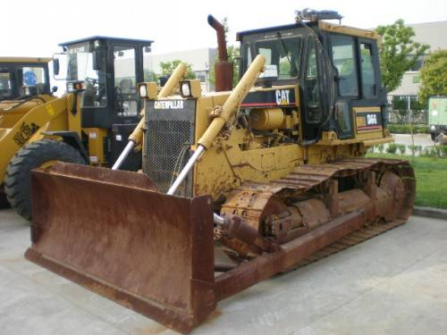 used Caterpillar  CAT D6G Bulldozer