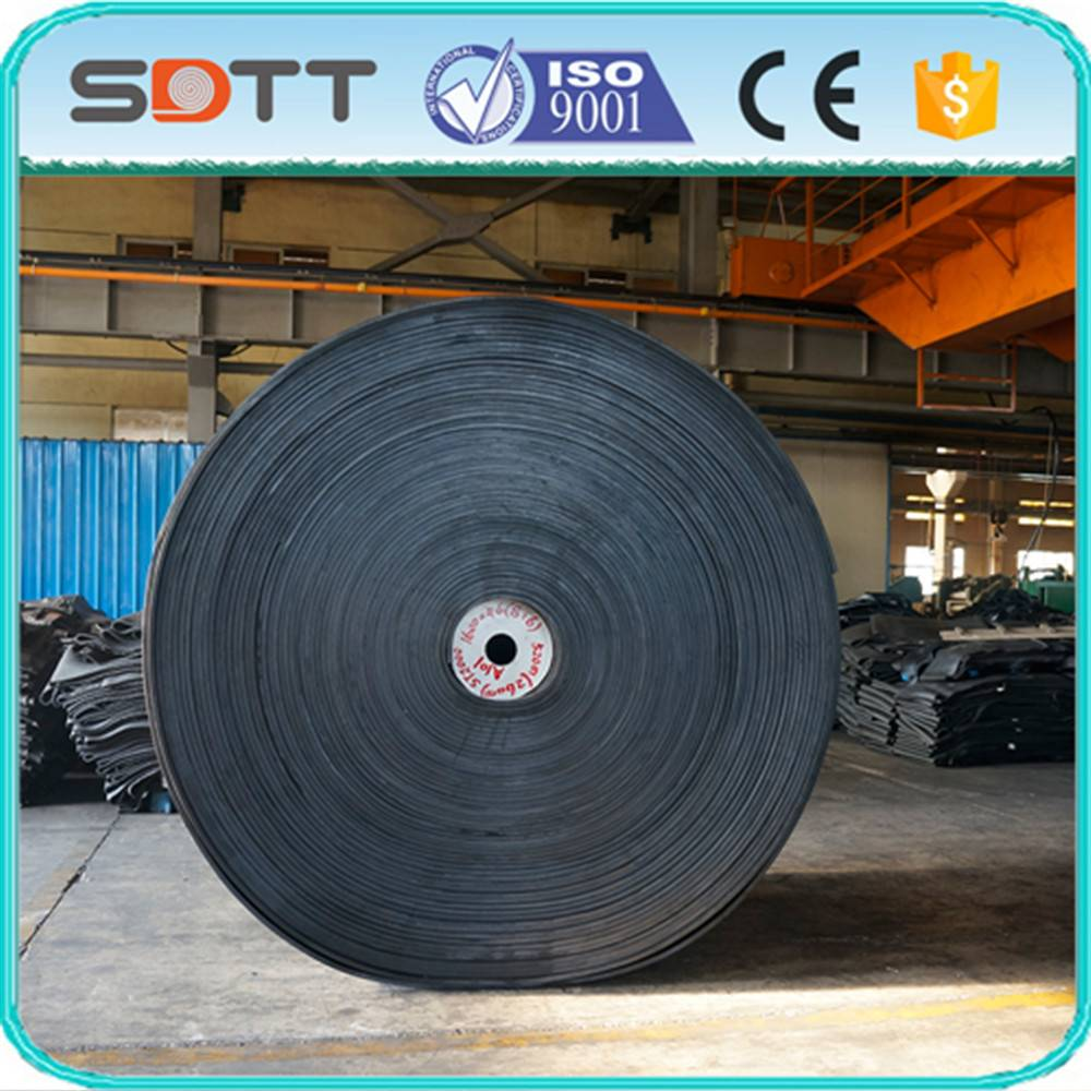 Flame Retardant Steel Cord Conveyor Belt
