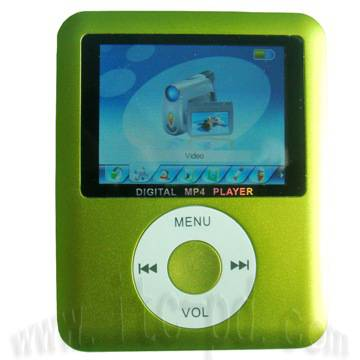 2.4 Inch MP4 Player (ITC-4H060)