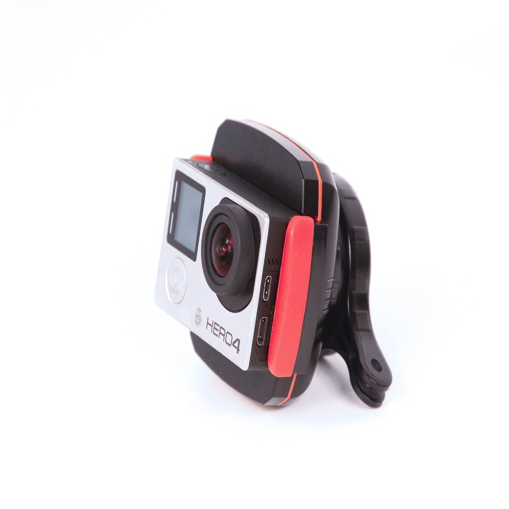 Gopro stabilizer Handheld Stabilizer Steady Steady for Camera Gopro Hero HD 4 3+ 3 2 1 sj xiaomi yi