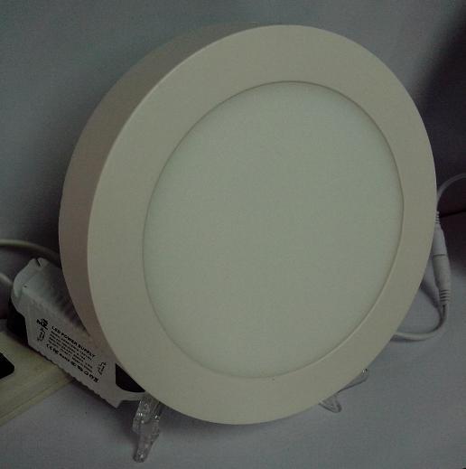 LED Panel Light Round 6W 12W 18W 24W
