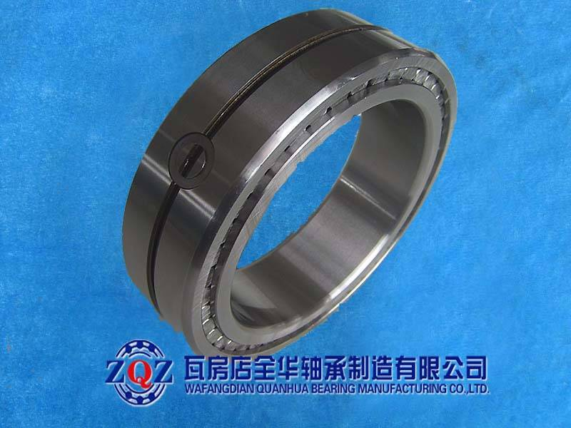 SL-01/02 Series double row full complement cylindrical roller bearings