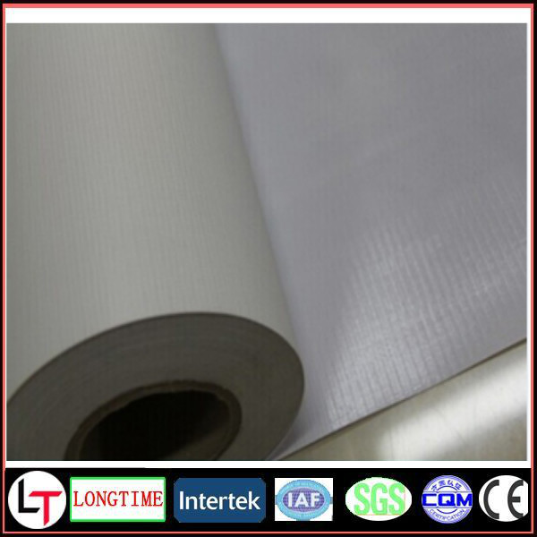 haining factory pvc coated flex banner advertising materials